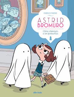 Astrid Bromuro 2 Cómo atomizar a los fantasmas
