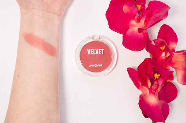 Peripera Velvet Cheek Blush