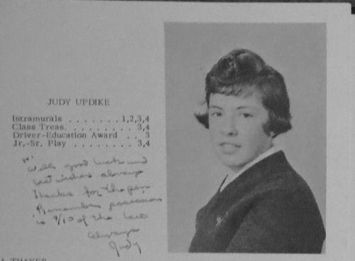 Judy Updike
