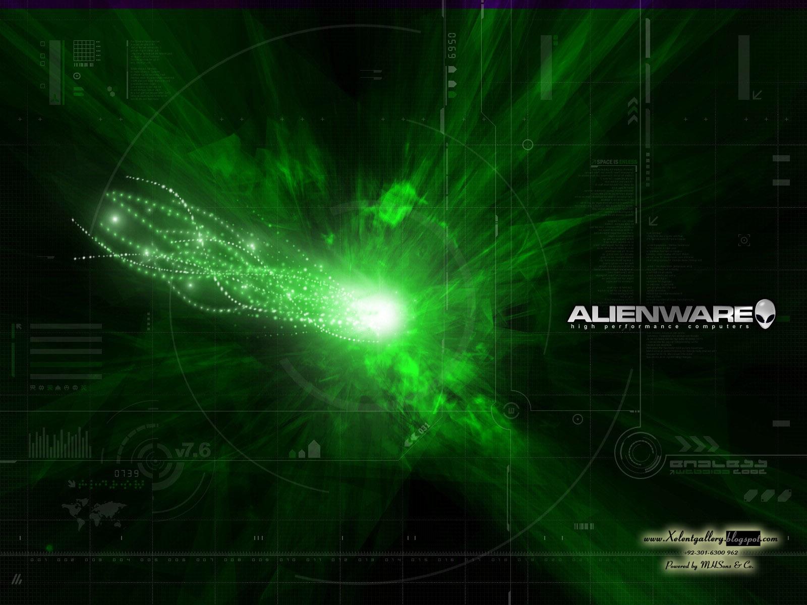 Hd Alienware Wallpapers Pack 1600x1200 Xelent Gallery