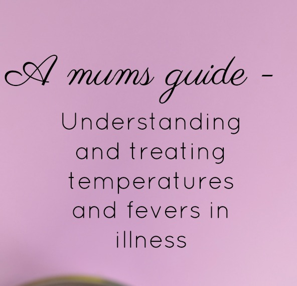 understanding temperatures and fever in illness