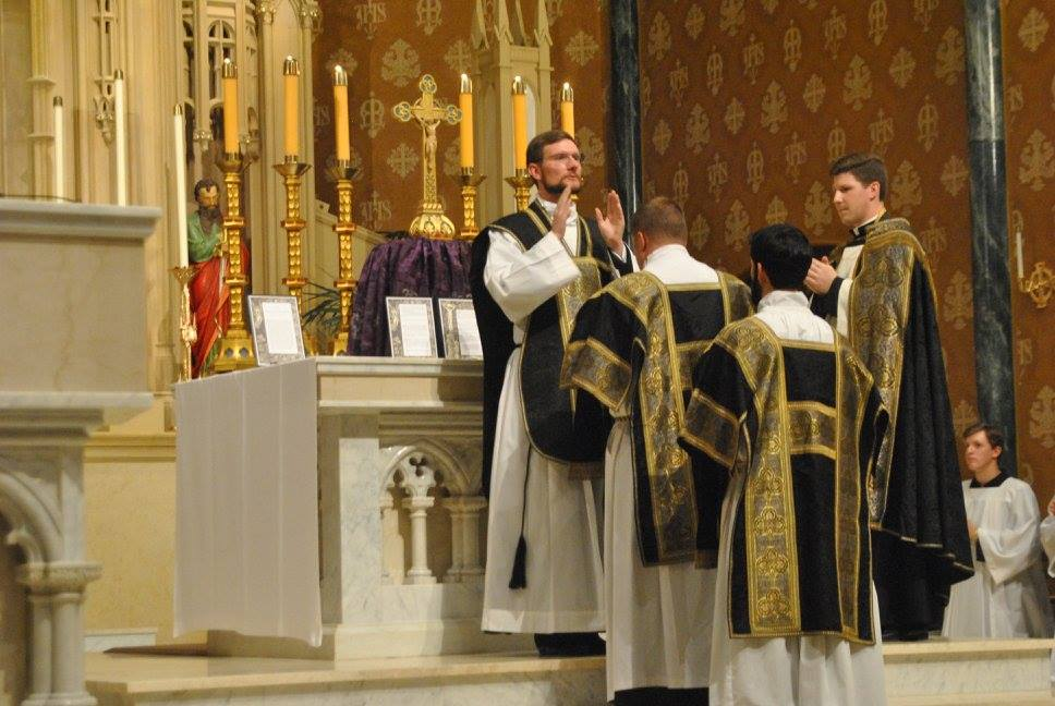 Rorate C 198 Li Solemn High Mass Requiem On The 100th