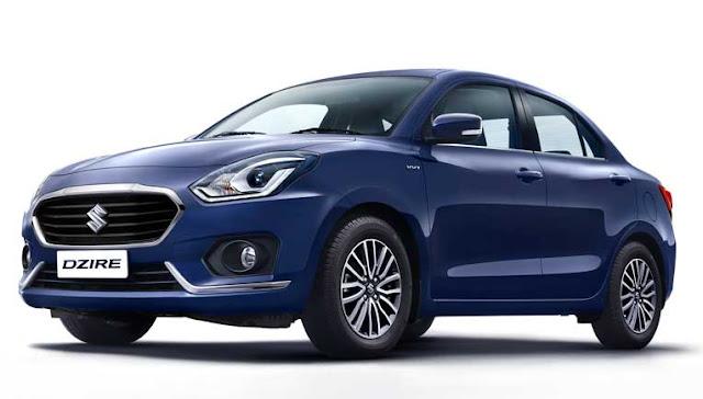 New 2017 Maruti Suzuki Dzire hd image