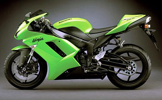 Yamaha Mitot Kawasaki Ninja 600 Is A Family Equipped With 599 Cc Engine