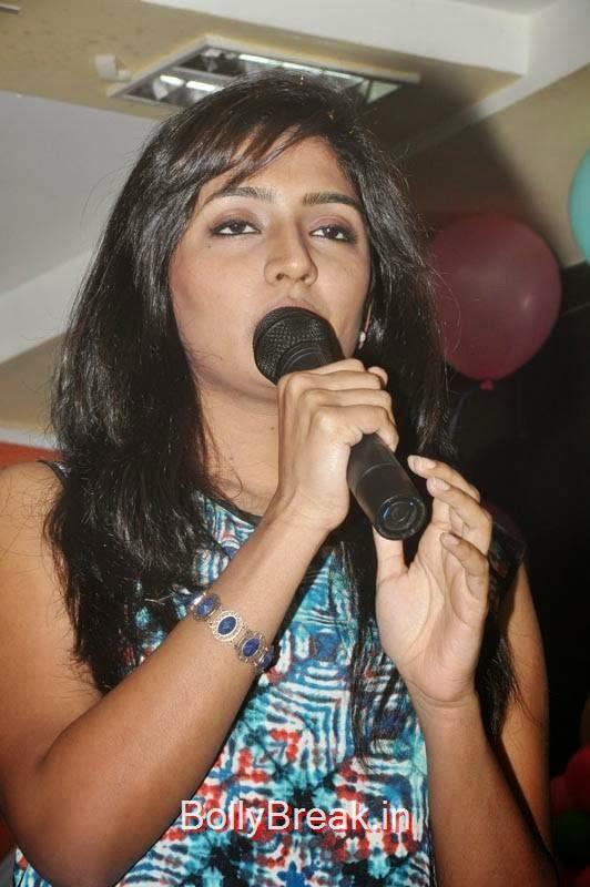 Eesha Pics, Eesha Hot Pics from EVV Yuva Kalavahini Guntur