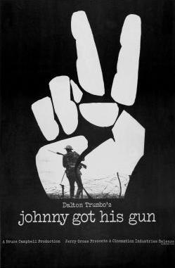 Johnny Got His Gun movie poster