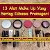 13 Alat Makeup Yang Sering Dibawa Pramugari