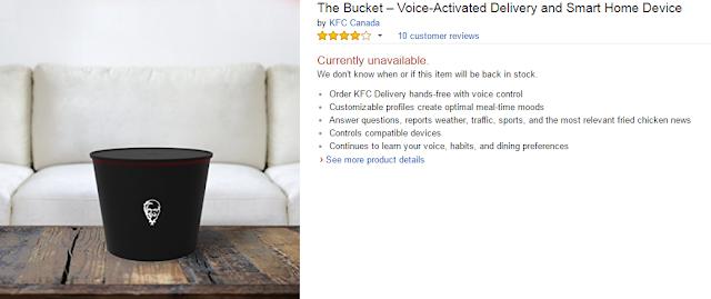 ember pintar dari KFC Kanda