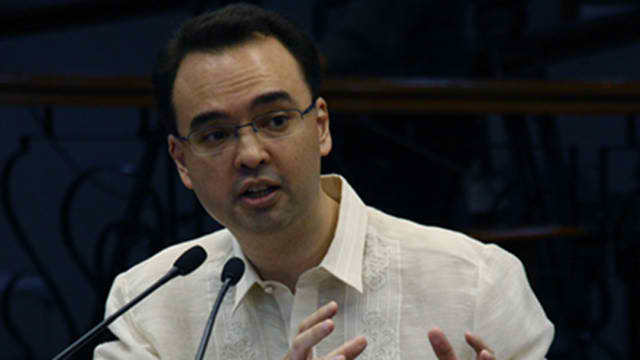 EXPECT SEN. ALAN PETER CAYETANO TO OFFICIALLY SIT AS THE DFA SECRETARY BY NEXT YEAR