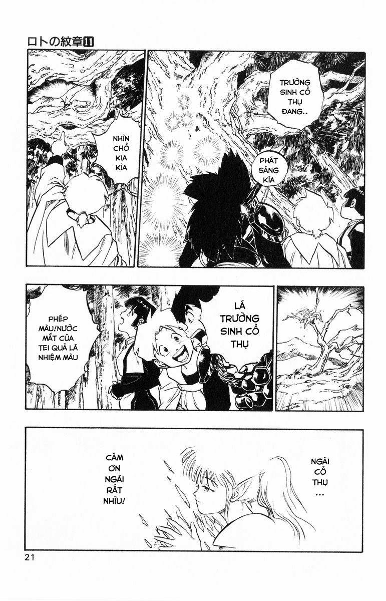 Dragon Quest: Emblem of Roto chap 38 trang 16
