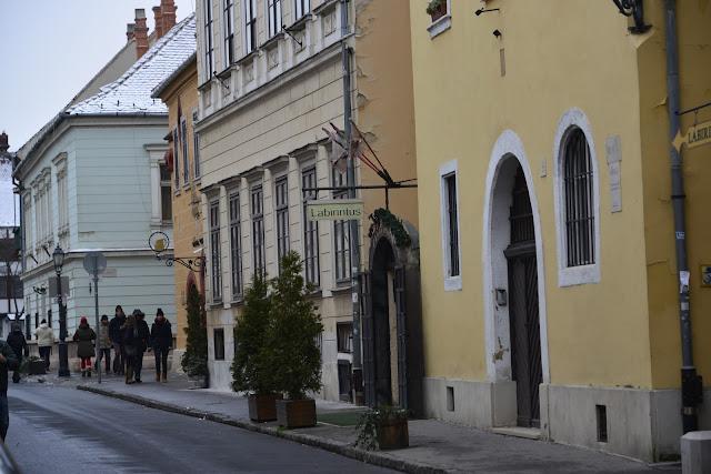 LABIRINTUS-BUDAPEST