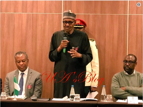 Finally, Buhari addresses rumours of being cloned in Poland