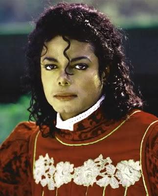 Michael Jackson Permanente Jheri Curl