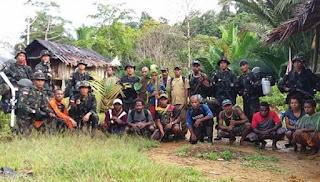 Digi, Kampung Tersembunyi Temuan TNI di Papua yang Belum Masuk dalam Peta Indonesia