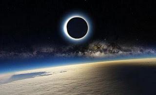 Cara Shalat Gerhana Matahari dan Bulan