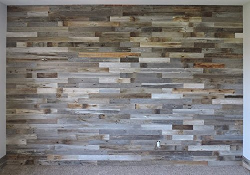 Order A Sample Pack Http Www Dp B01b59tng6 With All Barn Wood S Diy Reclaimed Wall Paneling You Can Go Way Past Hanging Something Made Of