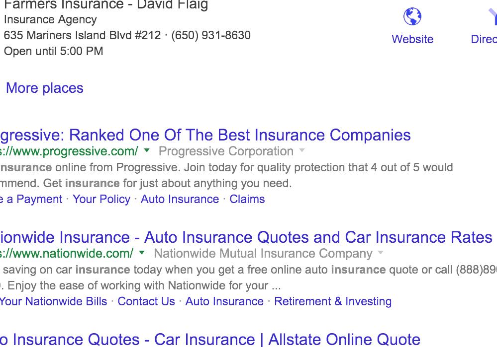 Progressive Corporation - Geico Auto Insurance Claims Phone Number