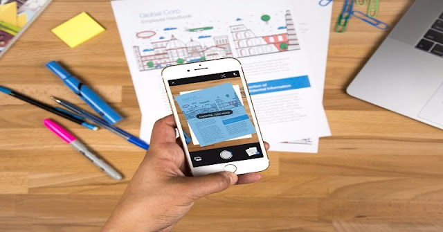 Aplikasi Baru Dari Adobe ini Mampu Mengubah Foto Menjadi PDF