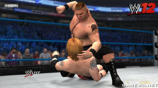 wwe 2k12 wii iso download