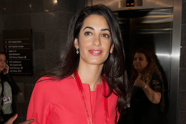 Amal Clooney threatened with arrest for her controversial report in Cairo