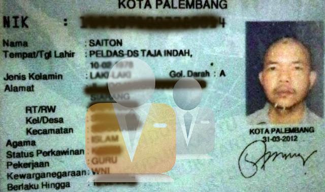 Orang Indonesia Dengan Nama KTP Terunik dan Aneh