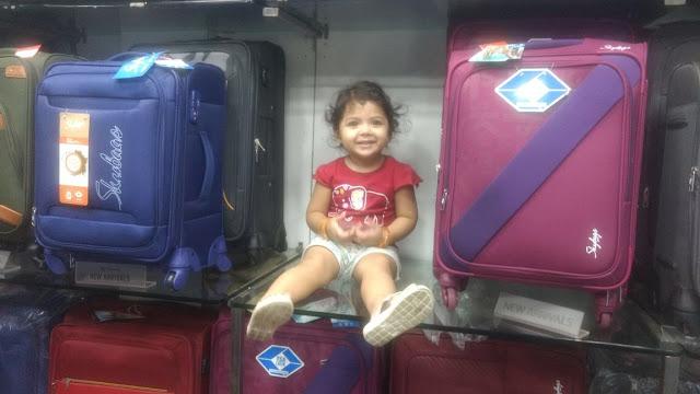 Meera: My Little Globetrotter