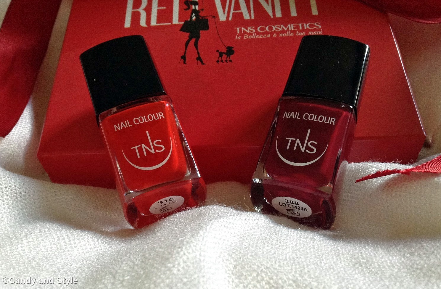 My Funny Valentine - Forever Soul | Collezione Red Vanity TNS Cosmetics