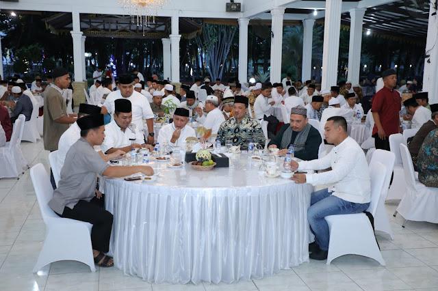 Pemkab Asahan Gelar Buka Puasa Bersama Tim Safari Ramadhan