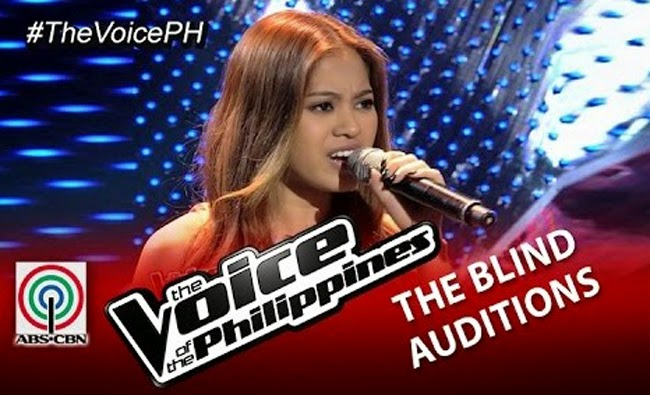 Monique Lualhati Sings 'When I Was Your Man' on The Voice of the Philippines Season 2 Blind Audition Video Replay