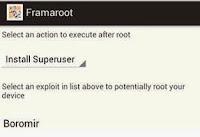 Root Acer Liquid Z5 Dengan Framaroot.