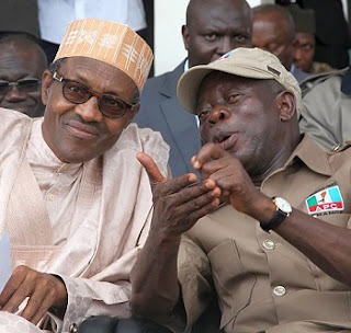 Buhari Offering Nigerians The CHANGE We Voted For - Gov. Adams Oshiomhole