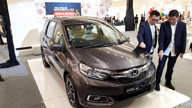 Mobilio dan BR-V Terbaru Diharap Dongkrak Penjualan di Jawa Timur