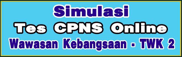 Simulasi Tes CPNS Online