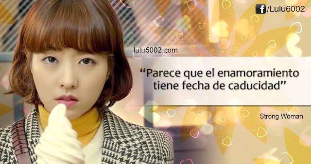 Strong Woman Do Bong Soon Kdrama dorama frases