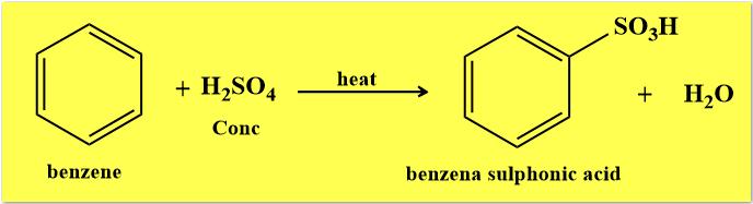 تفاعلات البنزين Benzene reactions - تعرف على علم الكيمياء