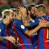 برشلونة يقهر إشبيلية ويتوج بكأس السوبر الإسباني