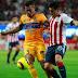 Chivas Guadalajara Tigres EN VIVO ONLINE Por la jornada 17 de la Liga Mx. / HORA Y CANAL
