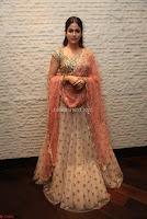 Lavanya Tripathi Mesmerizing Beauty in Chania Choli At Vunnadi Okate Zindagi Movie ~  Exclusive 004.jpg