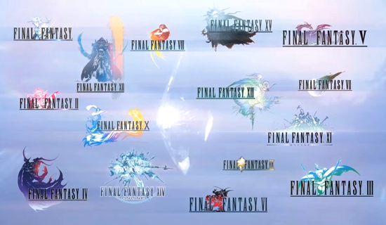 Final Fantasy 30th Anniversary 2017