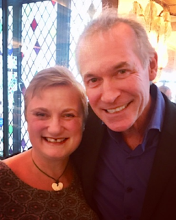 madmumof7 with Dr Hilary Jones