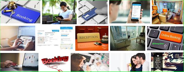 Keuntungan Booking Hotel secara online