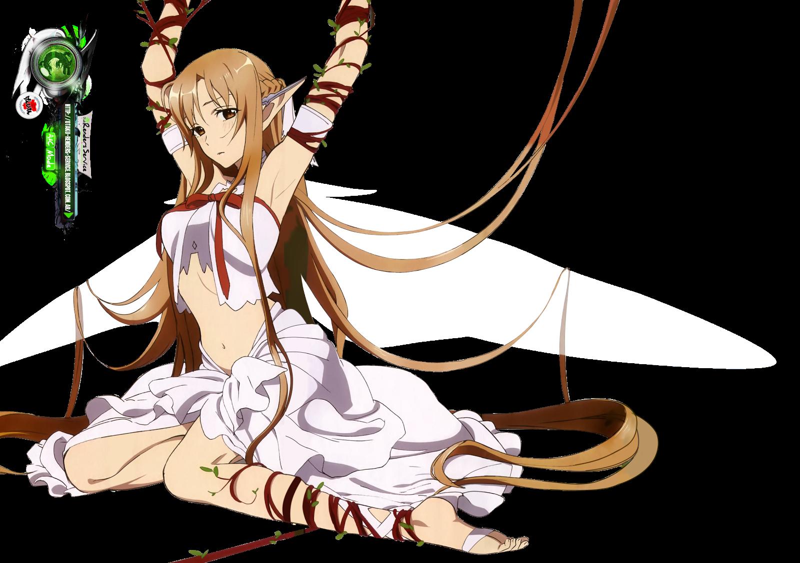 Asuna Titania figure