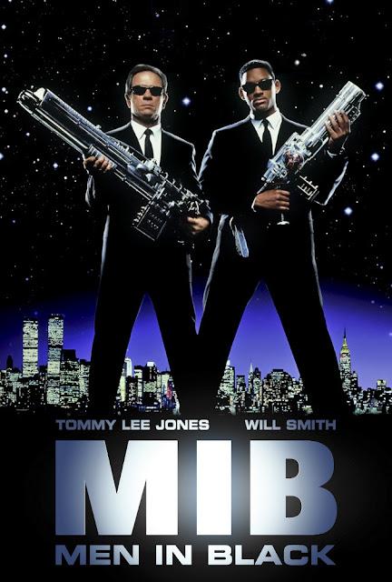 Hombres de Negro - DVDRip - Latino - Portada