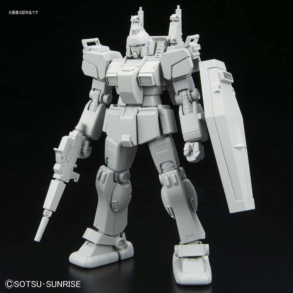 HG 1/144 Land Battle Type Gundam S Type [Gundam Thunderbolt ver.] -