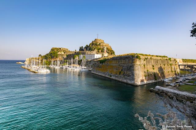 Fortaleza Antigua - Corfu, por El Guisante Verde Project