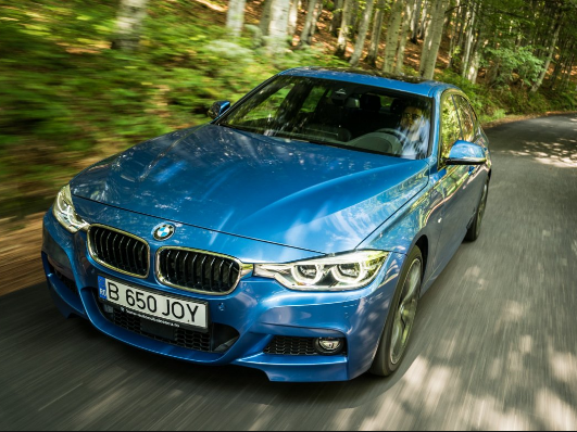 2016 BMW 340i xDrive Review