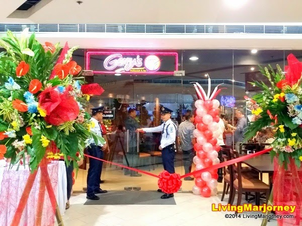Gerry's Restaurant and Bar at SM Sta Mesa