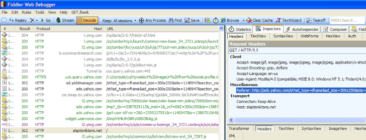 Yahoo Ad Network abused to redirect users to Magnitude Exploit Kit