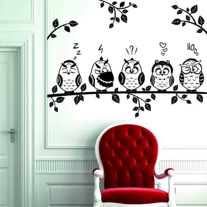 P rpura vinilos decorativos quito ecuador - Vinilo de pared decorativos ...