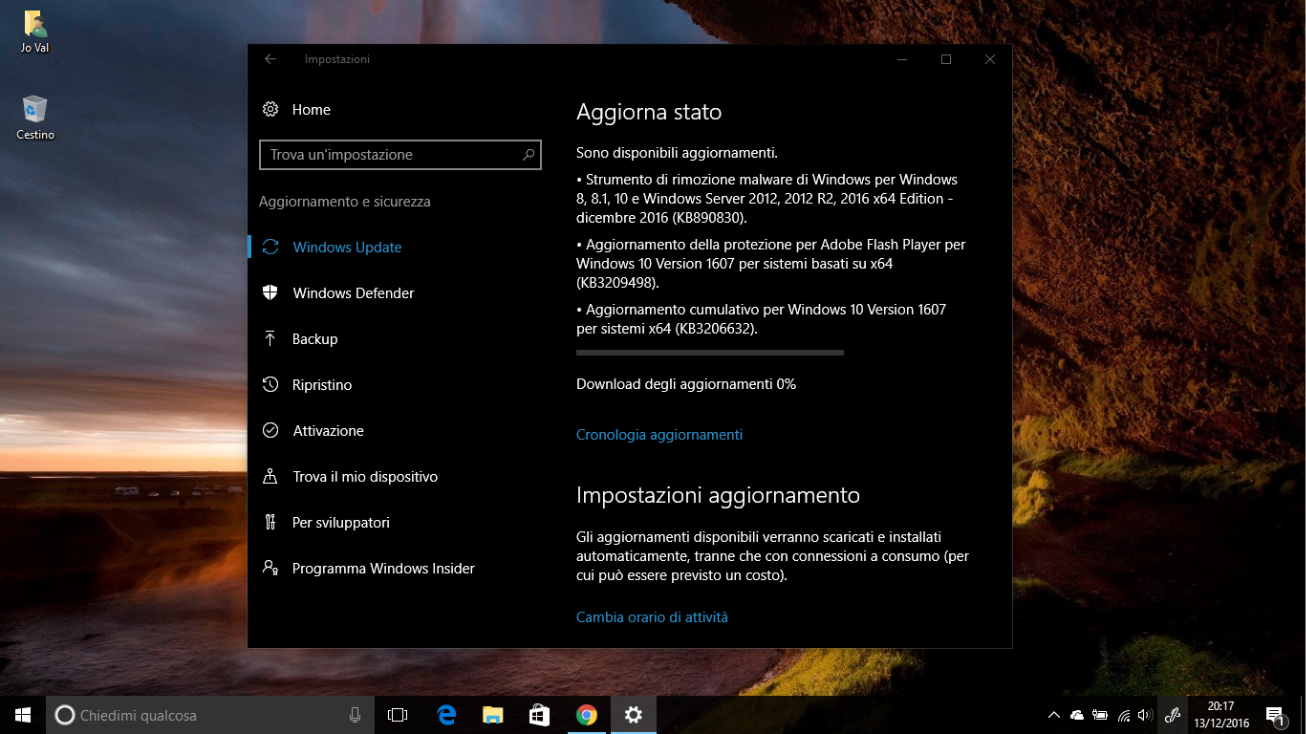 Windows 10 arriva alla Build 14393.576 | Novità 2
